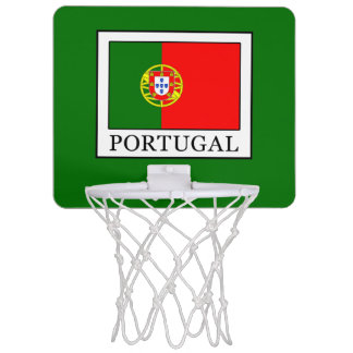 Portugal Mini Basketball Hoop