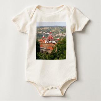 Portugal: Monserrate Palace, near Sintra Baby Bodysuit
