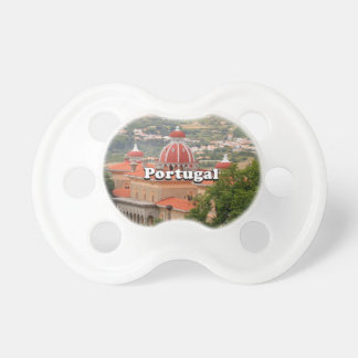 Portugal: Monserrate Palace, near Sintra Baby Pacifier