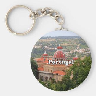 Portugal: Monserrate Palace, near Sintra Key Ring