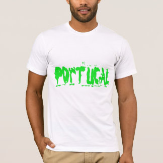 Portugal Muscle Shirt
