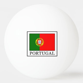 Portugal Ping Pong Ball