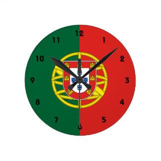 portugal round clock