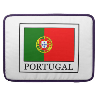 Portugal Sleeve For MacBooks