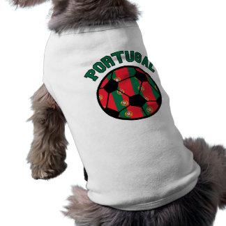 Portugal Sleeveless Dog Shirt