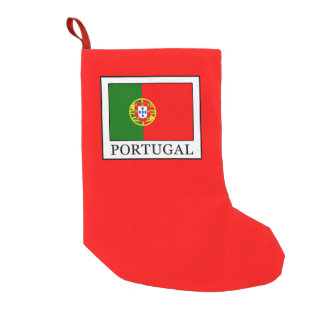Portugal Small Christmas Stocking