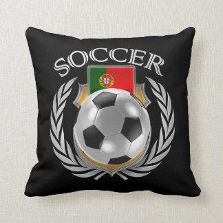 Portugal Soccer 2016 Fan Gear Cushion