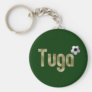 Portugal Soccer Keychains