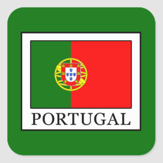 Portugal Square Sticker