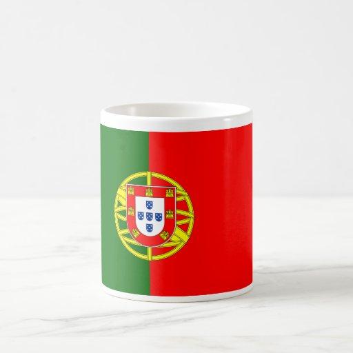 Portugal World Flag Mugs