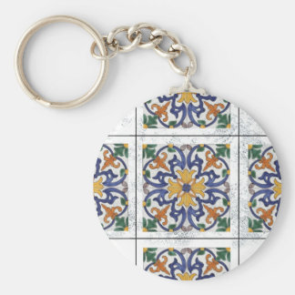Portugese -  TILE Key Ring