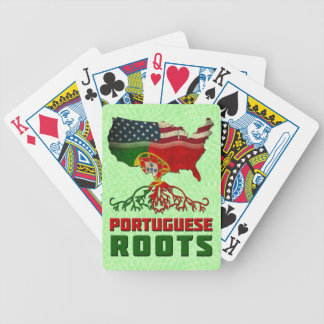 Portuguese American Roots Card Deck