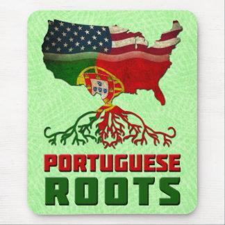 Portuguese American Roots Mousemat