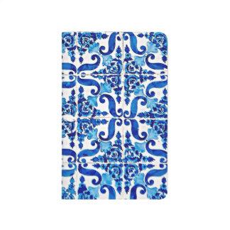 Portuguese Azulejo Pocket Journal