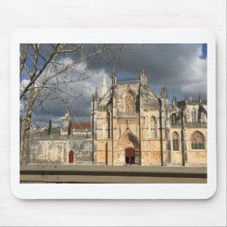 Portuguese castle mouse pad