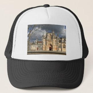Portuguese castle trucker hat