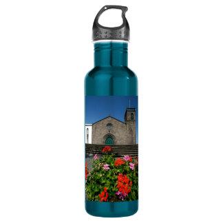 Portuguese church 710 ml water bottle