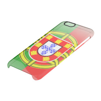 Portuguese Coat of arms Clear iPhone 6/6S Case