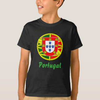 Portuguese Coat of arms T-Shirt