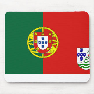 Portuguese East Africa (Proposal), Portugal flag Mouse Pad