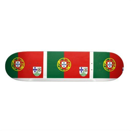Portuguese East Africa (Proposal), Portugal flag Skate Decks