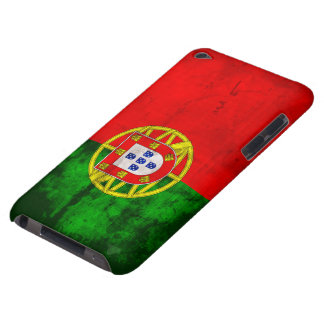 Portuguese Flag Barely There iPod Covers