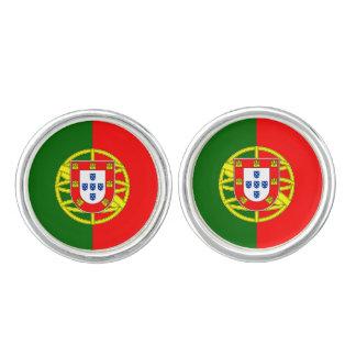 Portuguese flag cufflinks | Portugal pride