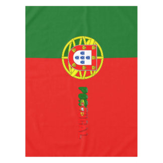 Portuguese flag tablecloth