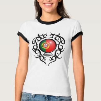 Portuguese Iron Tribal T-Shirt