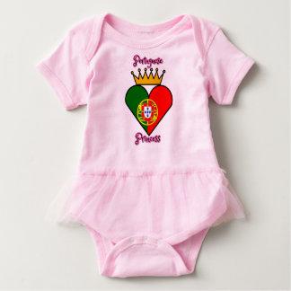 Portuguese Princess Tutu Bodysuit