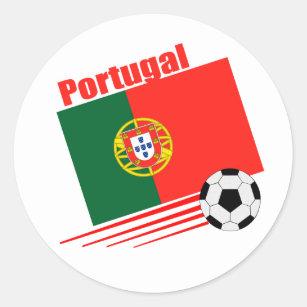 Portuguese Soccer Stickers Zazzle Au