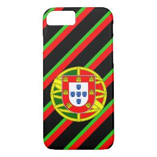 Portuguese stripes flag iPhone 8/7 case