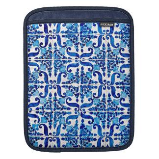 Portuguese Tiles iPad Sleeve