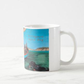 Portuguese Water Dog Basic White Mug
