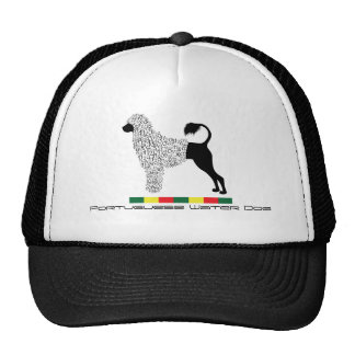 Portuguese Water Dog Hat