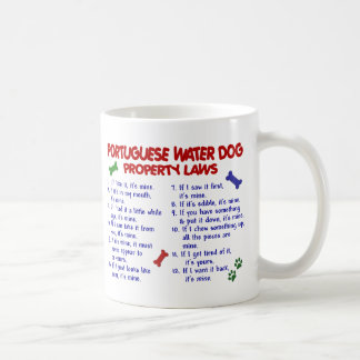 PORTUGUESE WATER DOG PL2 COFFEE MUG