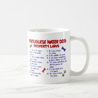 PORTUGUESE WATER DOG PL2 COFFEE MUG