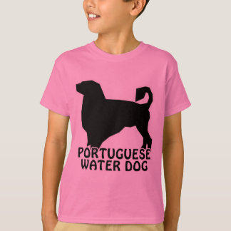 Portuguese Water Dog T-Shirts and Gifts