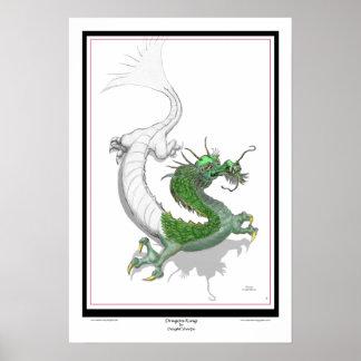 Pos-frm-Dragon King Poster