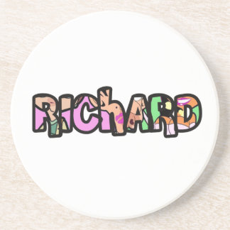 Posavasos Richard Coaster