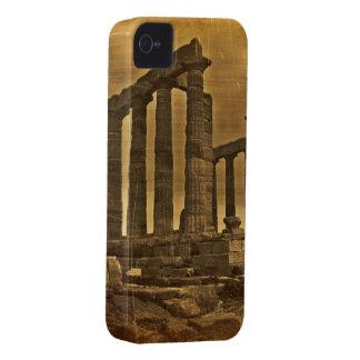 Poseidon Temple iPhone Case Case-Mate iPhone 4 Case