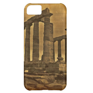 Poseidon Temple iPhone Case iPhone 5C Covers