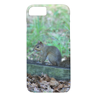 Poser Squirrel in Central Park NYC iPhone 7 Case