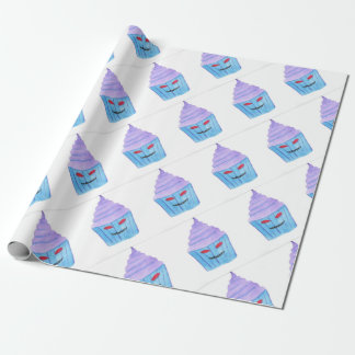Posessed Cupcake Wrapping Paper