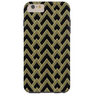 Posh Angles Modern Geometric Pattern Tough iPhone 6 Plus Case