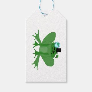 posh frog gift tags