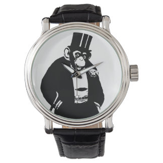 Posh Monkey Watch Design