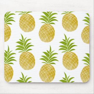 Posh Pineapple Mousepad