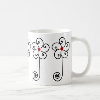Posies All Around Mug