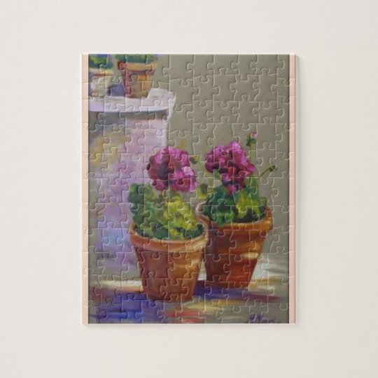 Posies  Puzzle with Gift Box